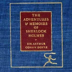 "Read Conan Doyle's ""The Final Problem"""
